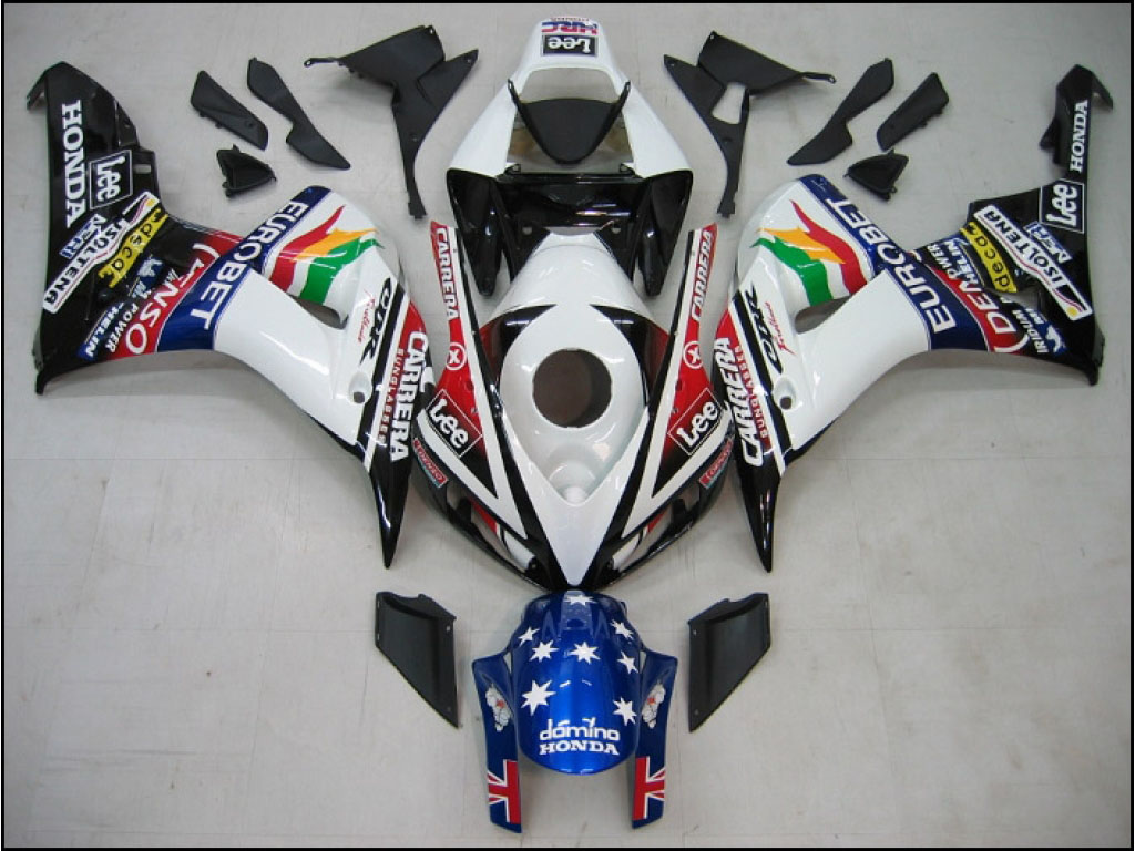 Inexpensive Honda parts CBR1000RR fairings Eurobet Scheme - 06-0