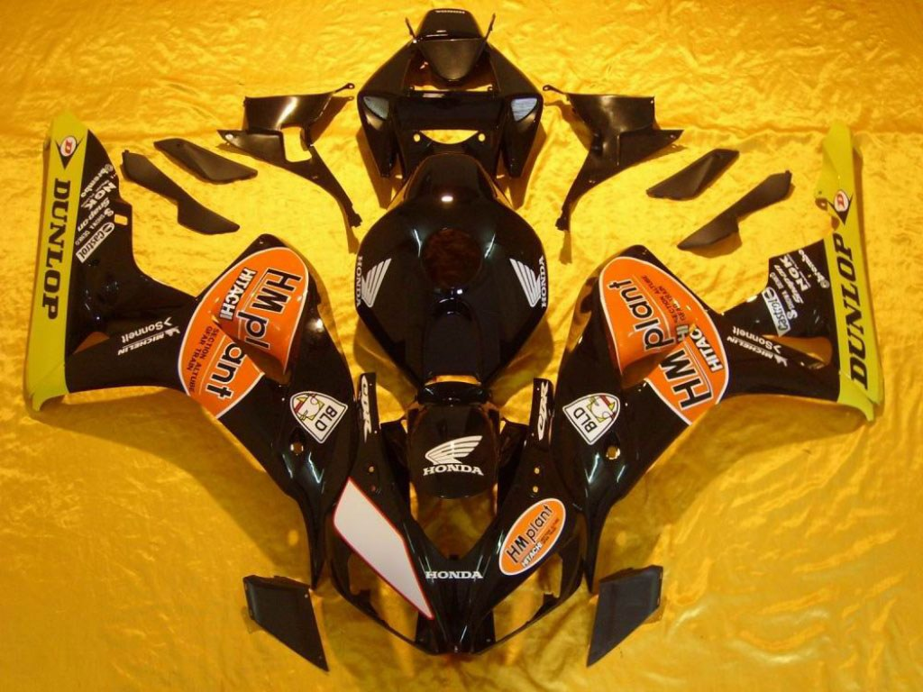 United States Honda aftermarket fairings Custom Hm plant - 06-07