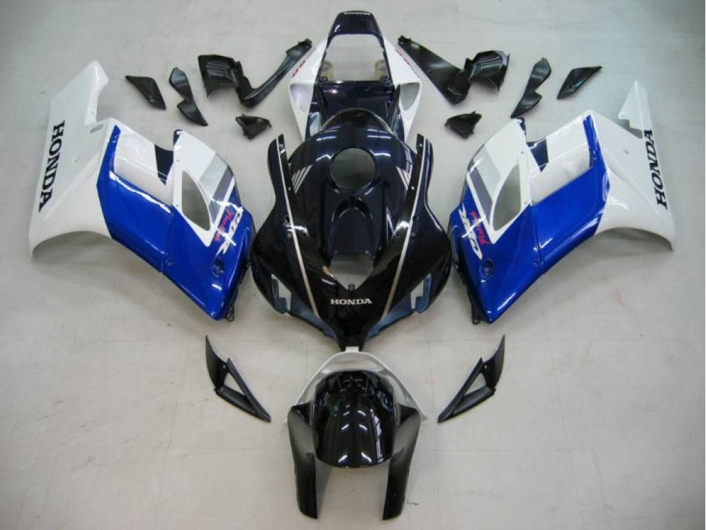 Honda CBR 1000 fairings on sale Blue White Black - 04-05 CBR 100