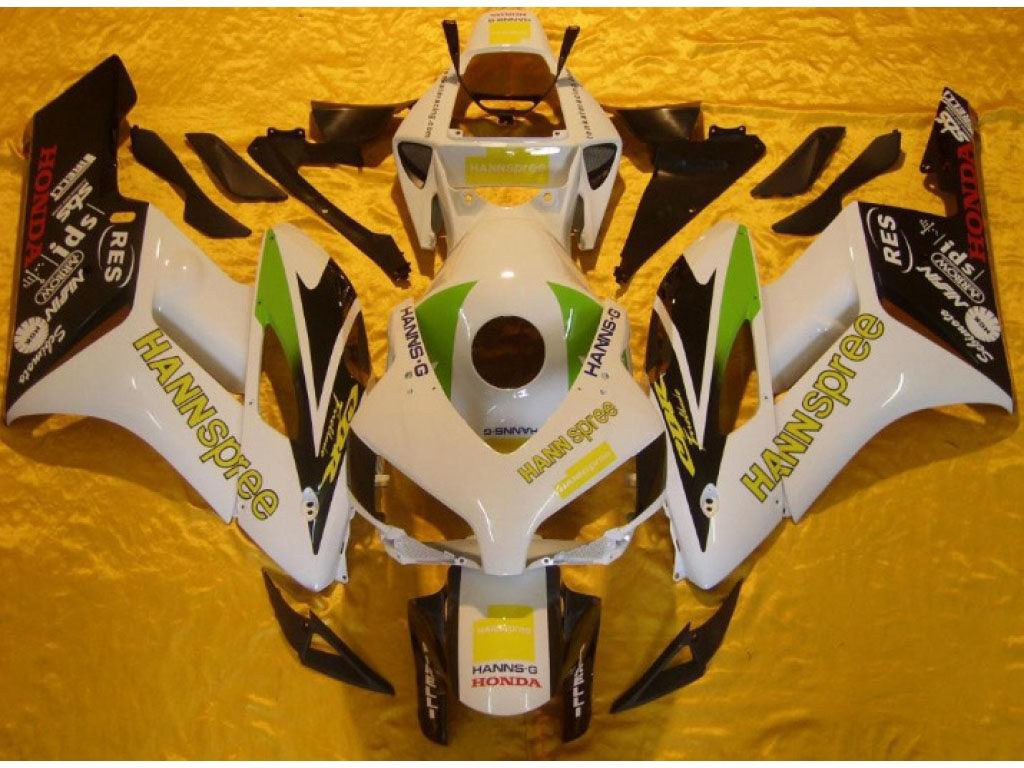 Canada Honda CBR1000RR fairings kit dallas Hanspree - 04-05 CBR
