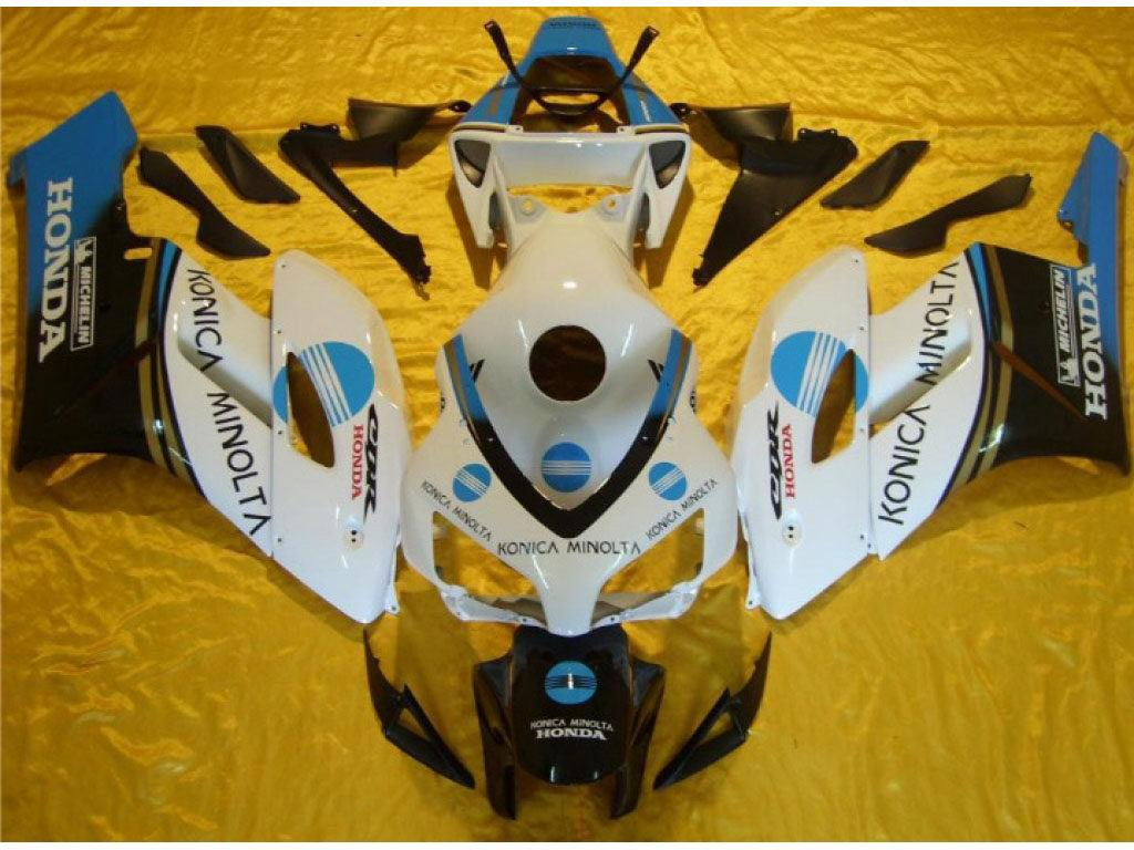 Honda aftermarket fairings ABS on sale Konica Minolta - 04-05 CB