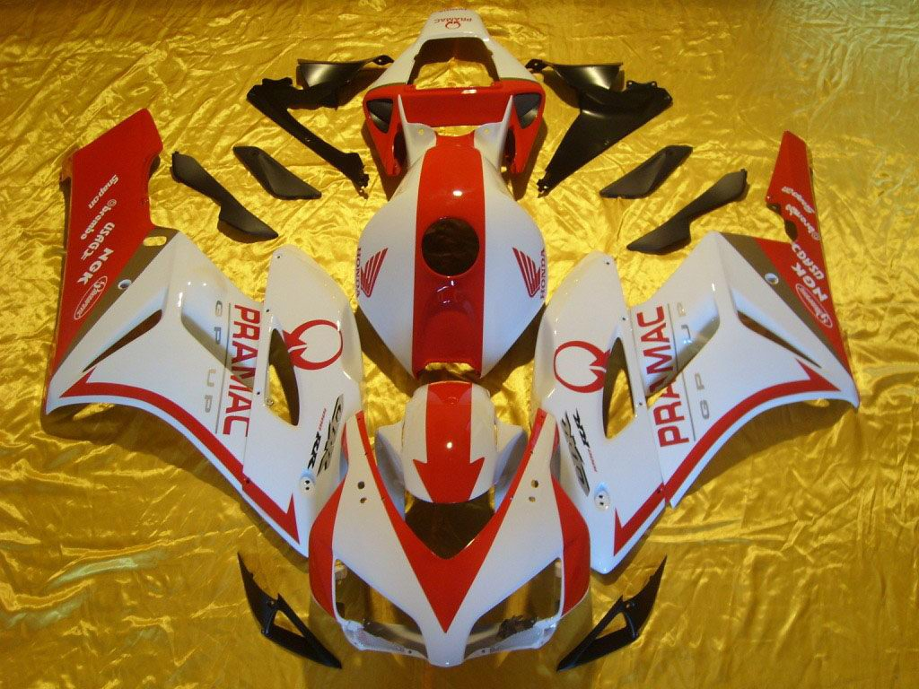 ABS Motorbike fairings for Honda CBR1000RR Pramac - 04-05 CBR 10