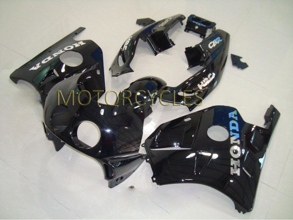 Europe honda cbr250r race fairings ABS Black - 90-99 CBR250RR MC