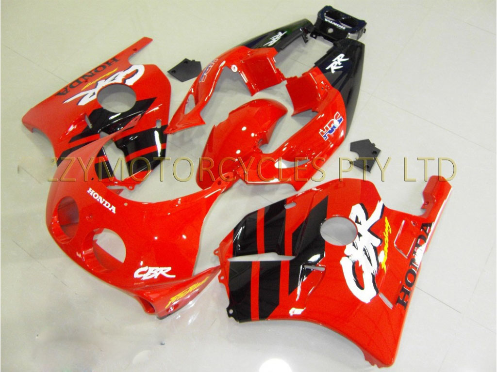 Buy lower Honda CBR250RR MC22 fairings with 3 Layer Paint