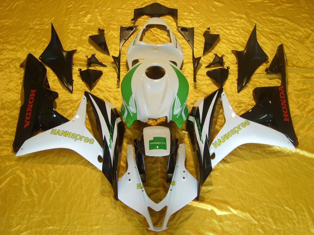 07-10 CBR 600RR honda fairings