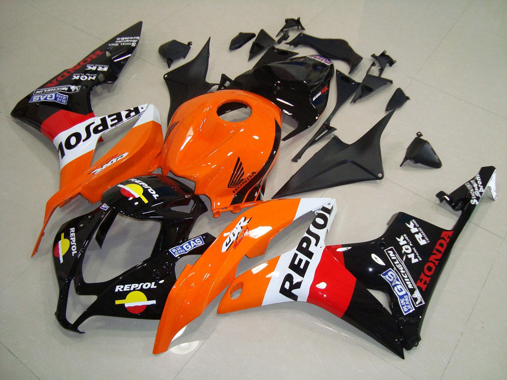 07-10 CBR 600RR fairing Dallas sale