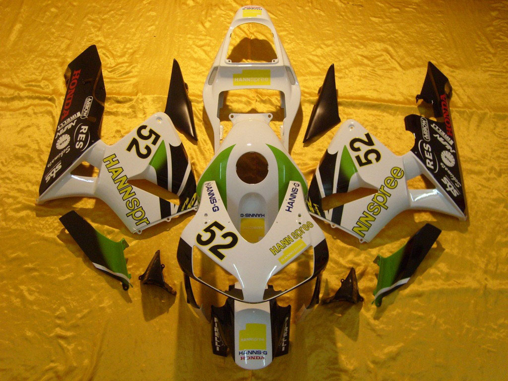 fairings for honda cbr600rr