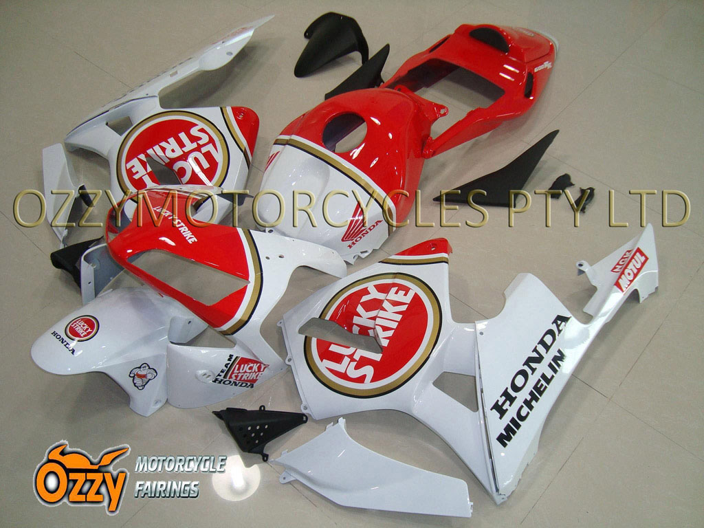 cbr600rr aftermarket fairings