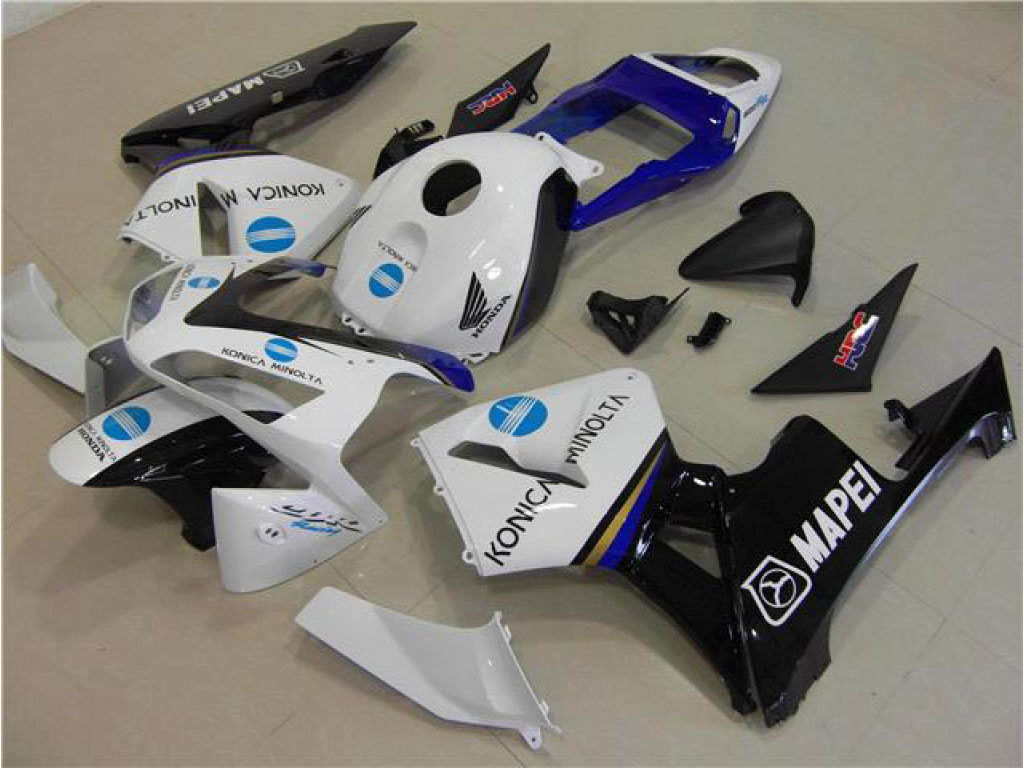 03 honda cbr600rr fairings