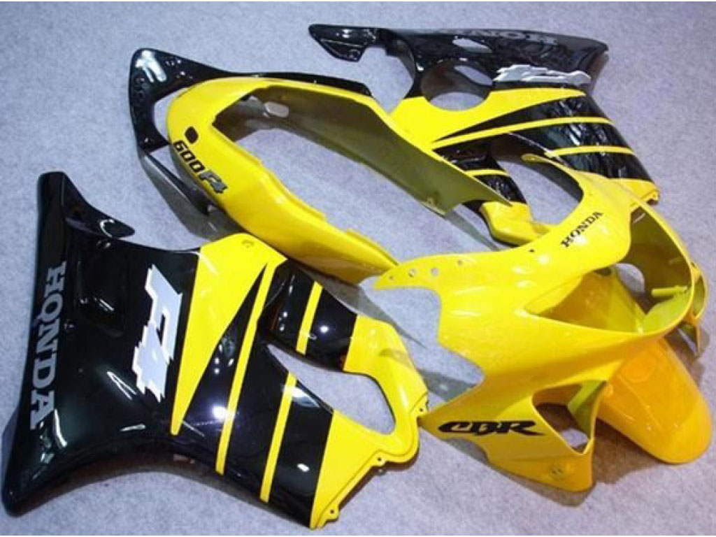 2000 CBR 600RR F4 motorcycle fairings