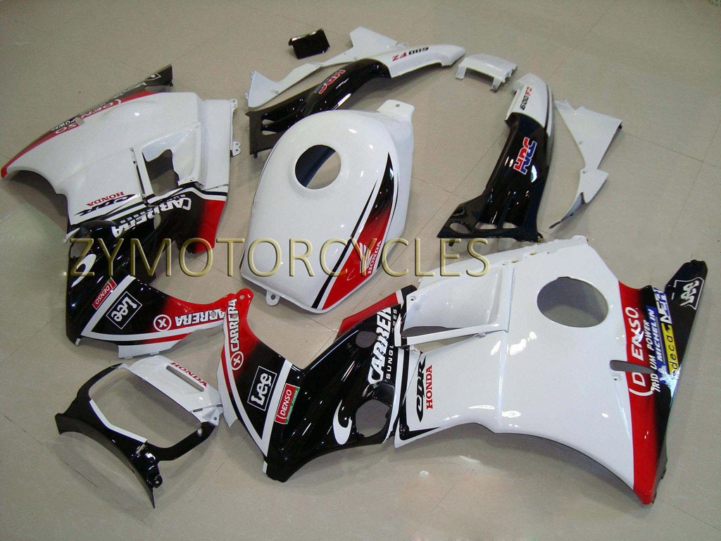 Black fairings honda CBR 600RR F2