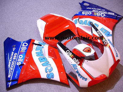 Aftermarket Ducati 748/996/998 1993-2005 ABS Fairing - Airwaves