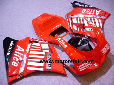 Italy Ducati 748/996/998 1993-2005 ABS Fairing - Alice