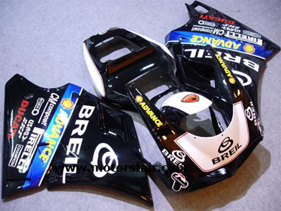 Canada After market Ducati 748/996/998 1993-2005 ABS Fairing - B