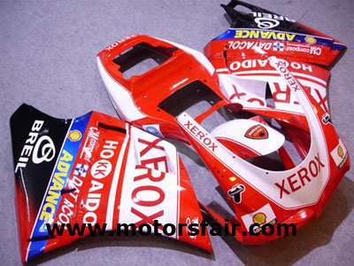 Low price aftermarket Ducati 748/996/998 1993-2005 ABS Fairings