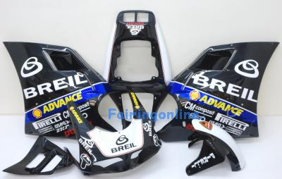 Breil ABS Sportbike Ducati 748 / 996 / 998 Fairings + Windscreen