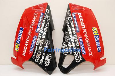Cheap ABS Sportbike Ducati 748 / 996 / 998 Fairings + Windscreen