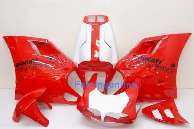 Europe Sportbike Ducati 748 / 996 / 998 Fairings + Windscreen