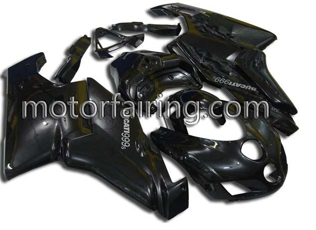Lower aftermarket Ducati 749/999 2005-2006 ABS Fairings - Matt B