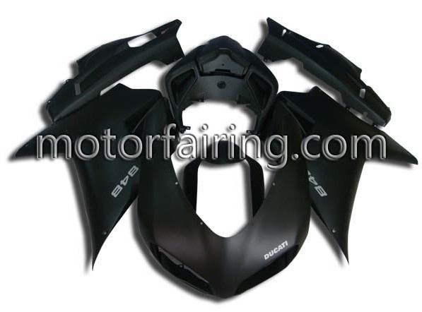 USA ABS Fairing Set Ducati 749/999 2005-2006 All Black