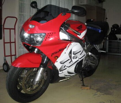 South Africa HONDA(CBR900RR 98-99) COMPLETE FAIRING SET