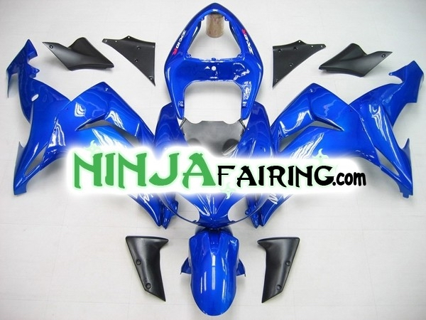 2006 ninja fairing for sale
