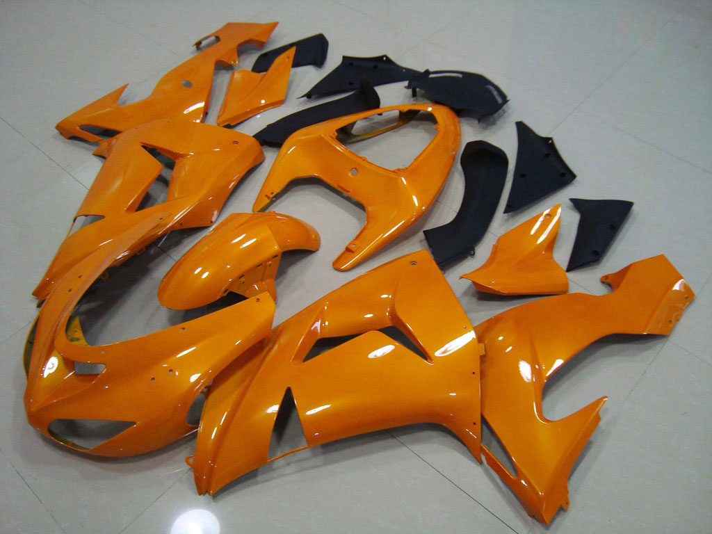 Orange - United State zx10r fairing