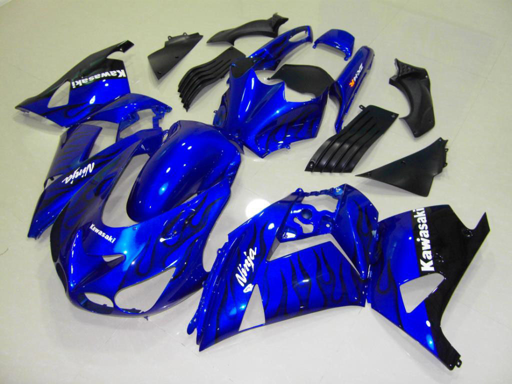 Custom zx12r fairings