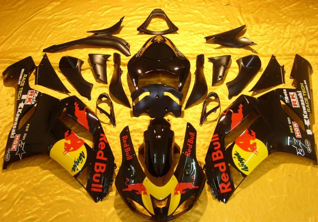 Wholesale zx12r fairings