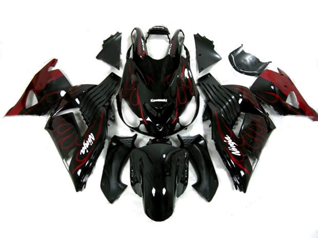 Dallas zx14r fairings for sale