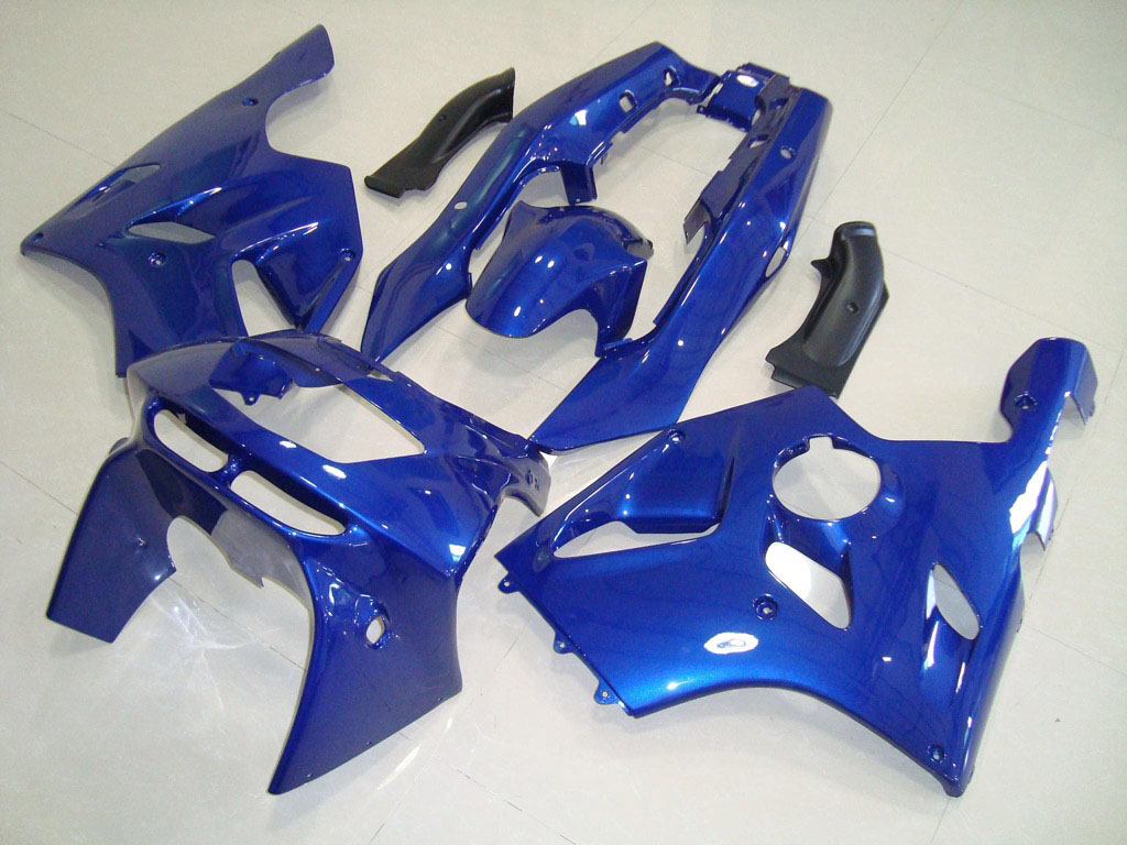 Aftermarket kawasaki ninja fairing ---All Blue