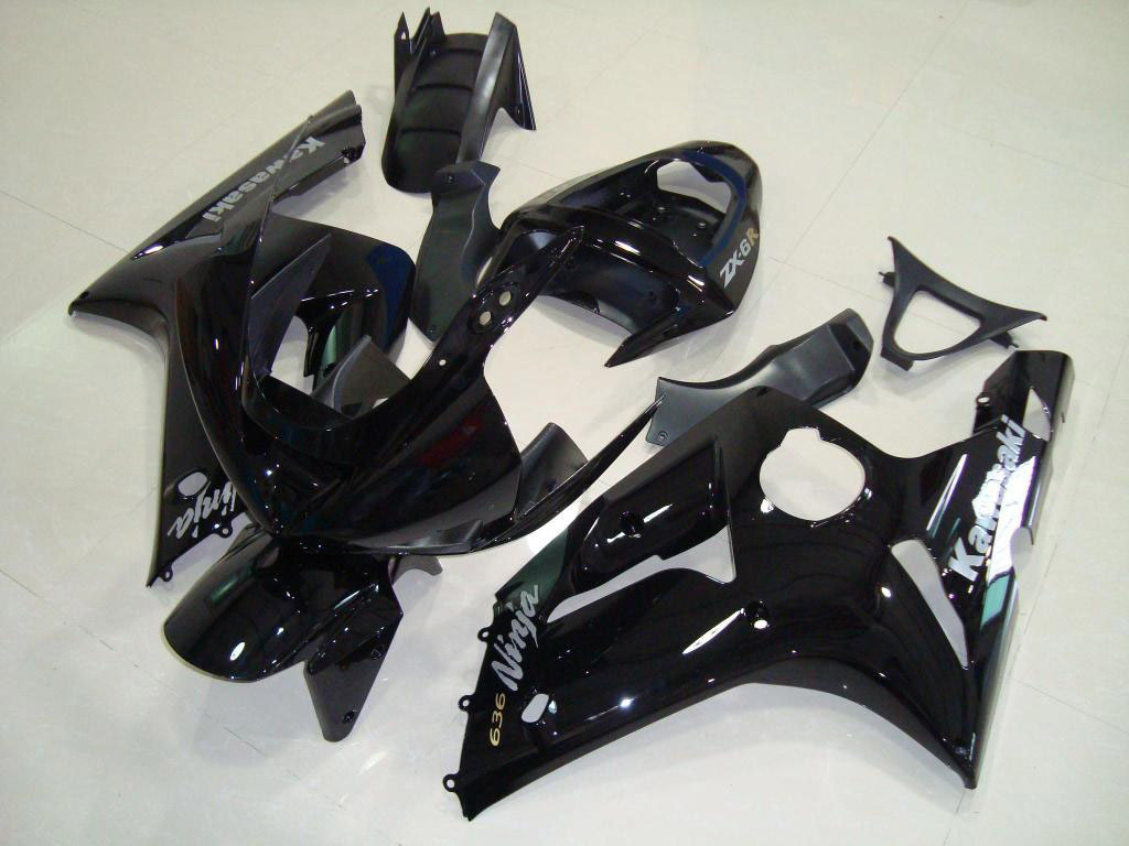 USA ninja fairings for sale ---Gloss Black