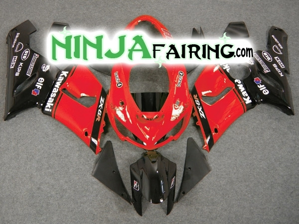 kawasaki ninja performance parts FOR ZX6R