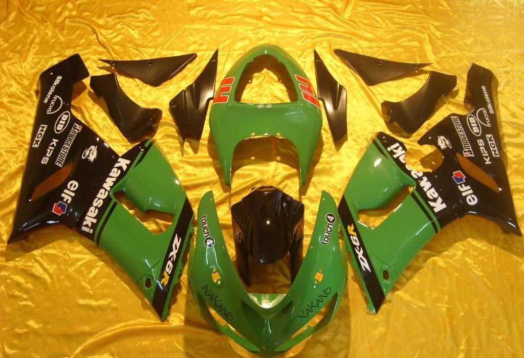 Buy ninja zx6r fairings