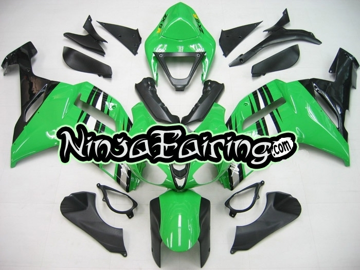 Cheap ninja zx6r fairing for kawasaki
