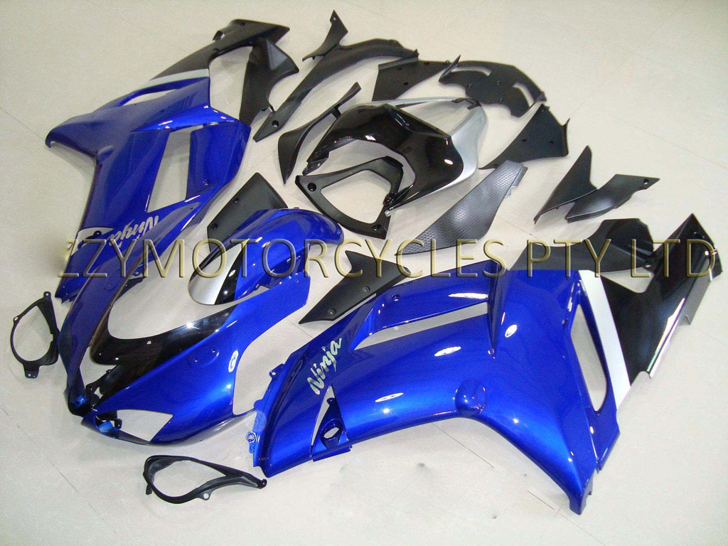 Au ninja zx6r fairing for kawasaki