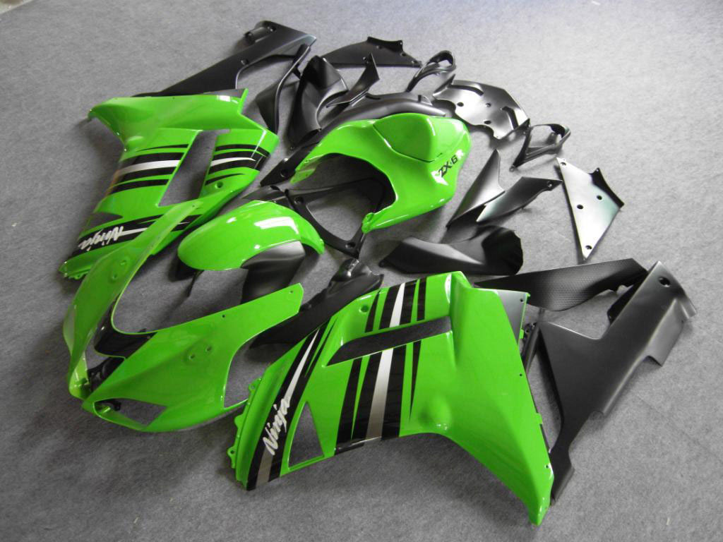 OEM ZX6R FAIRINGS MANUFACTURER