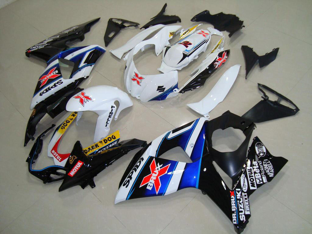 Custom GSXR fairing in USA