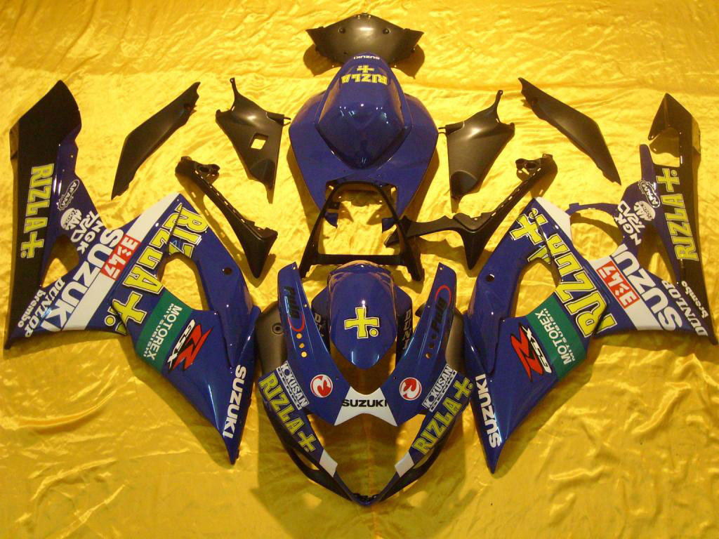 Custom GSXR fairing kits in Sweden