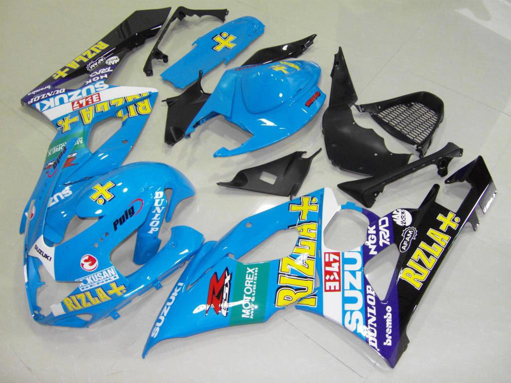 Ireland GSXR fairing for SUZUKI