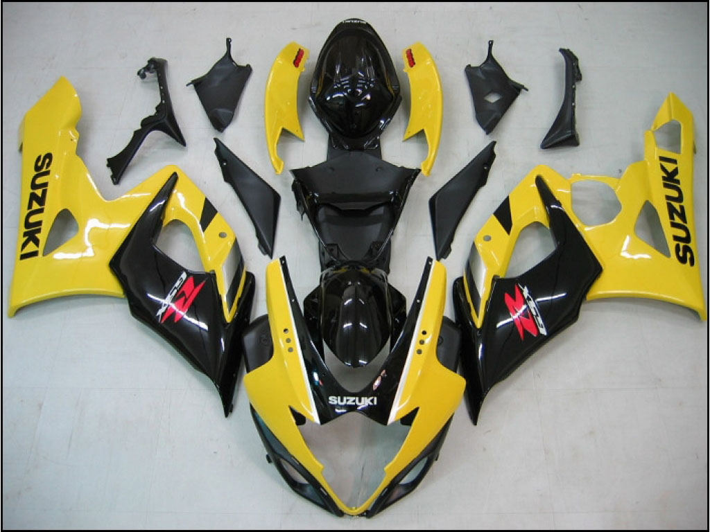 Custom ABS GSXR fairings on sale
