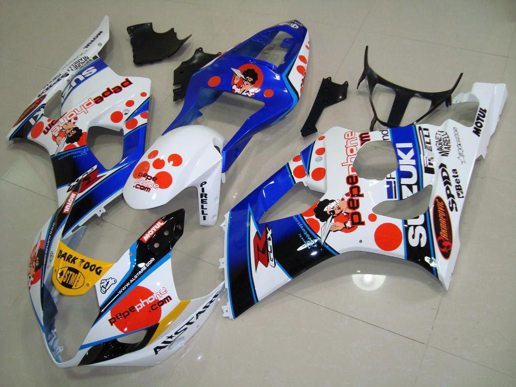 Yamaha yzf GSXR fairing for sale