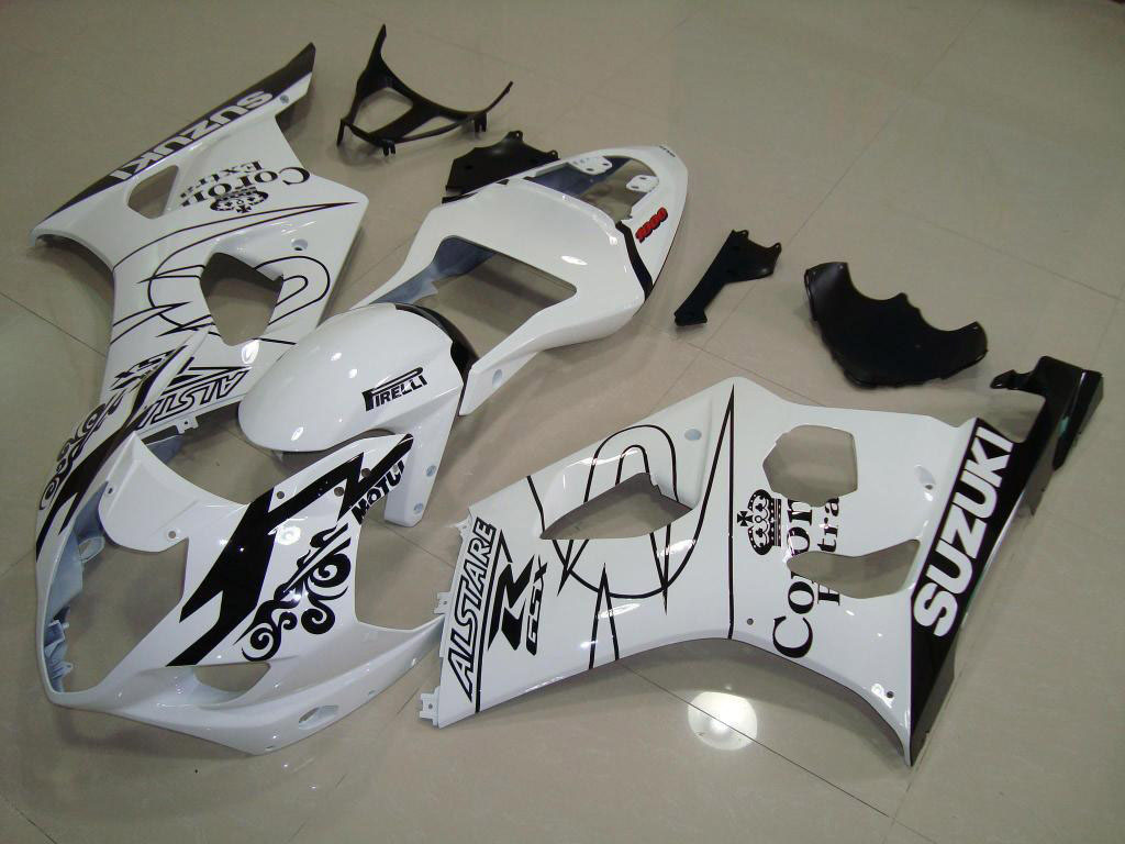 Custom sportbike GSXR fairings for yamaha