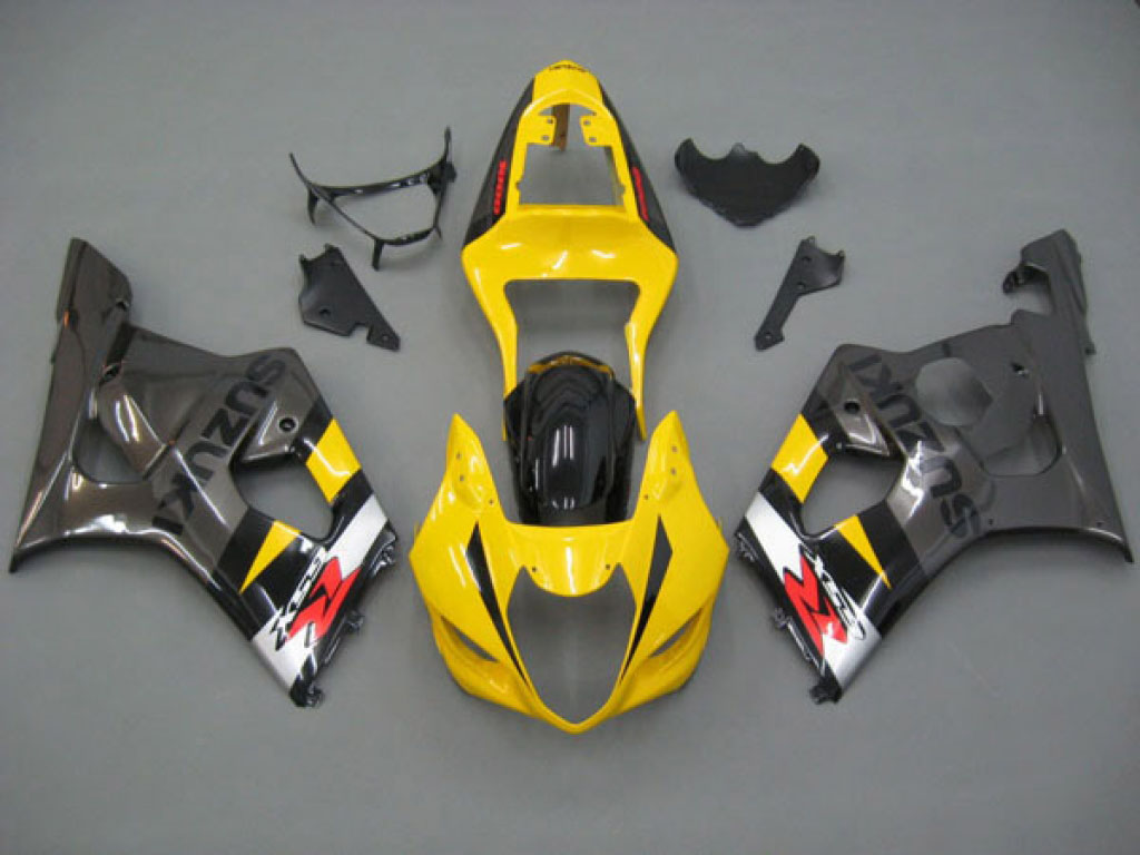 Houston Custom aftermarket GSXR fairings