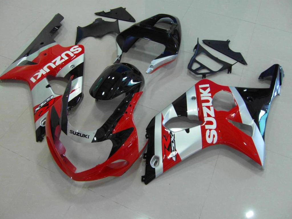 Dallas motorcycle GSXR fairings