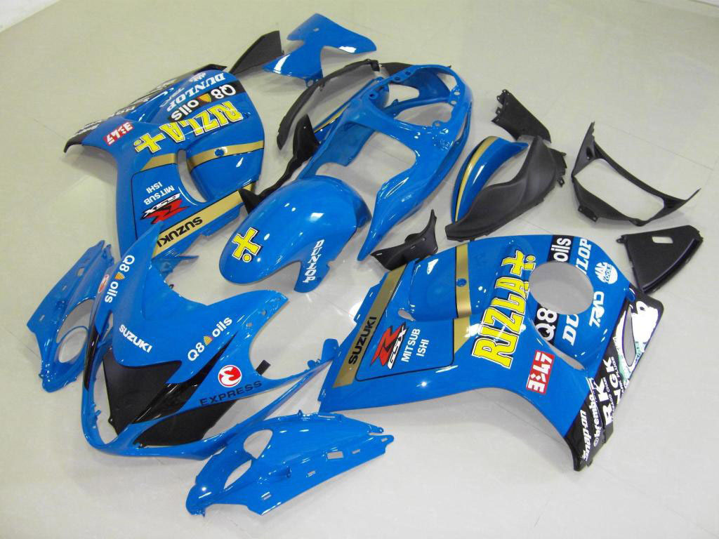 Cool aftermarket Yamaha YZF-GSXR fairings
