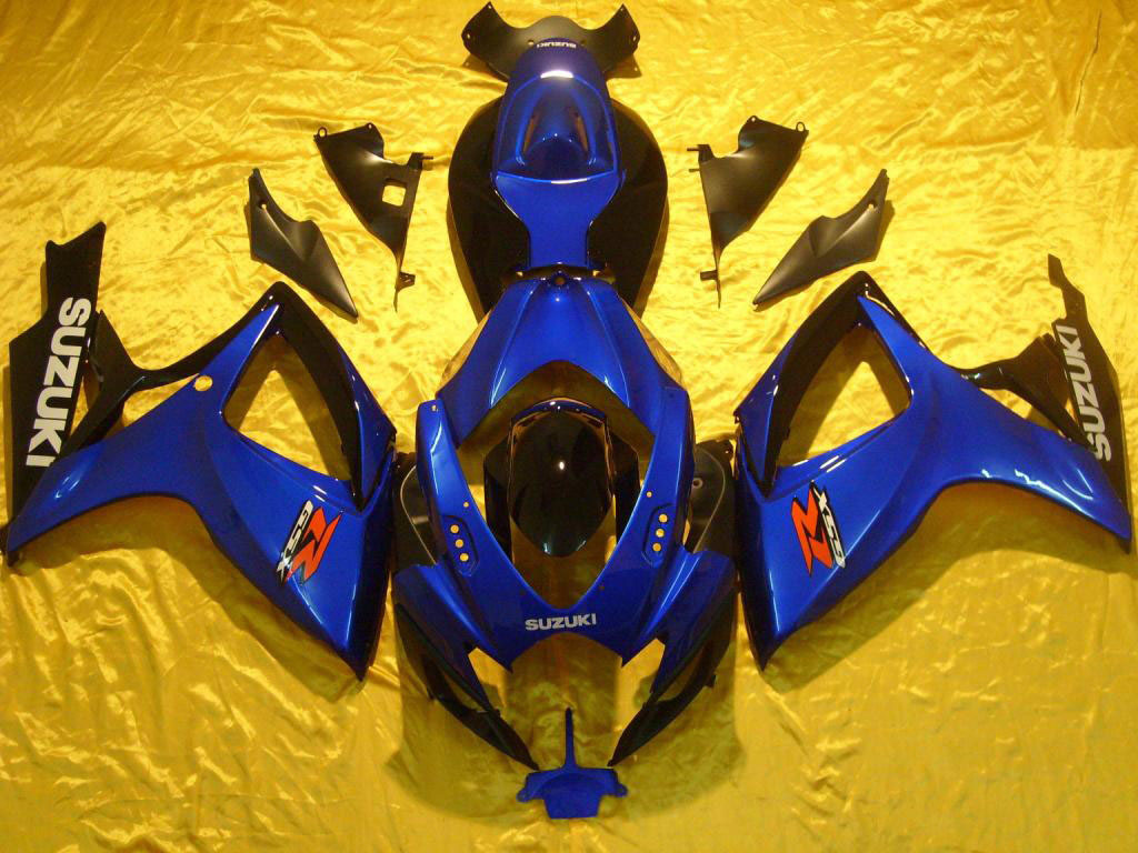 Lower motorcycles GSXR fairing