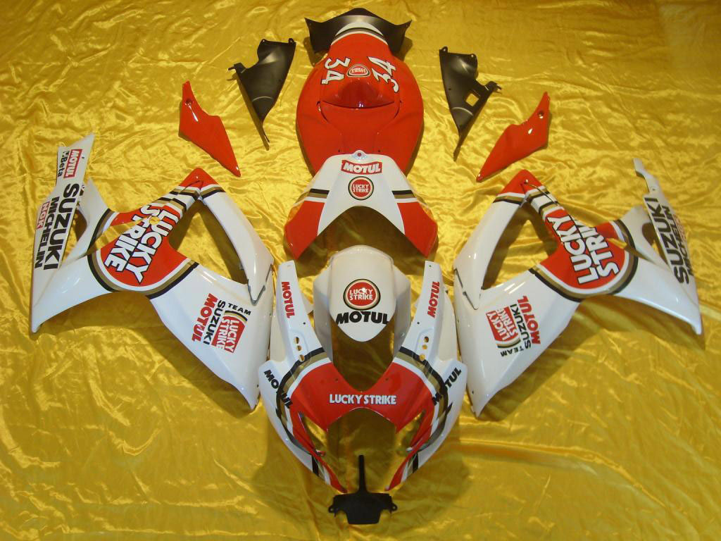 USA GSXR fairings supplier OEM