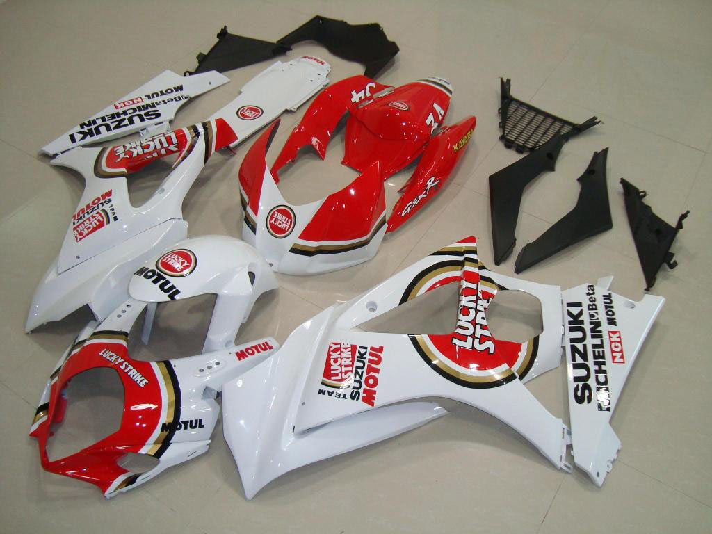 United Kingdom OEM ABS GSXR1000 fairings For SUZUKI (LUCKY SPORT
