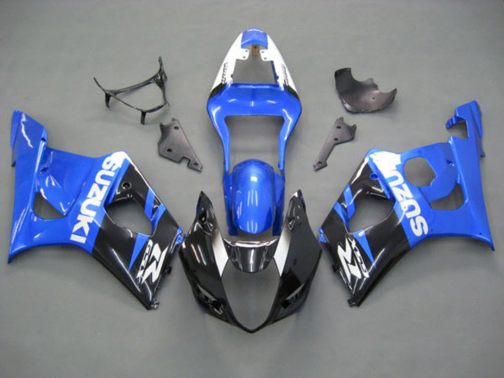 UK Suzuki fairing GSXR1000 03-04
